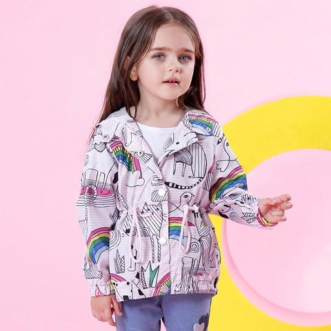 urso lider meninas casacos jaquetas criancas