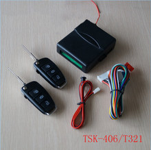 Car Alarm System Keyless Entry Remote Control Central Lock System Anti-theft System Folding Key For all models(China)