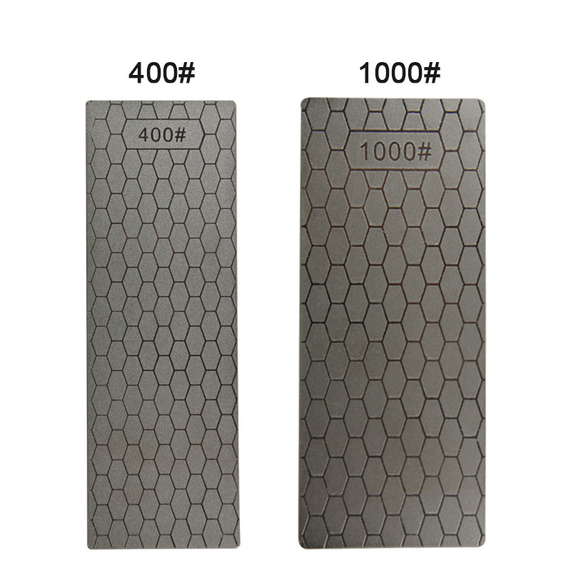 2 Sizes High Quality Professional Thin Diamond Sharpening Stone Whetstone Disc Plate Efficient Knives Sharpener Kitchen Tools