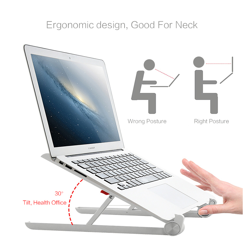 Laptop Stand Folding Portable Lapdesk