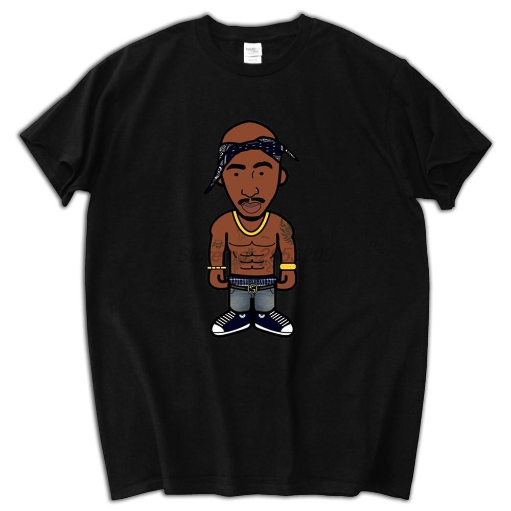 8c5da7322da3 Men t shirt America hiphop rock star t shirt Biggie Smalls TUPAC tee shirt  clothes color painting t-shirt tops