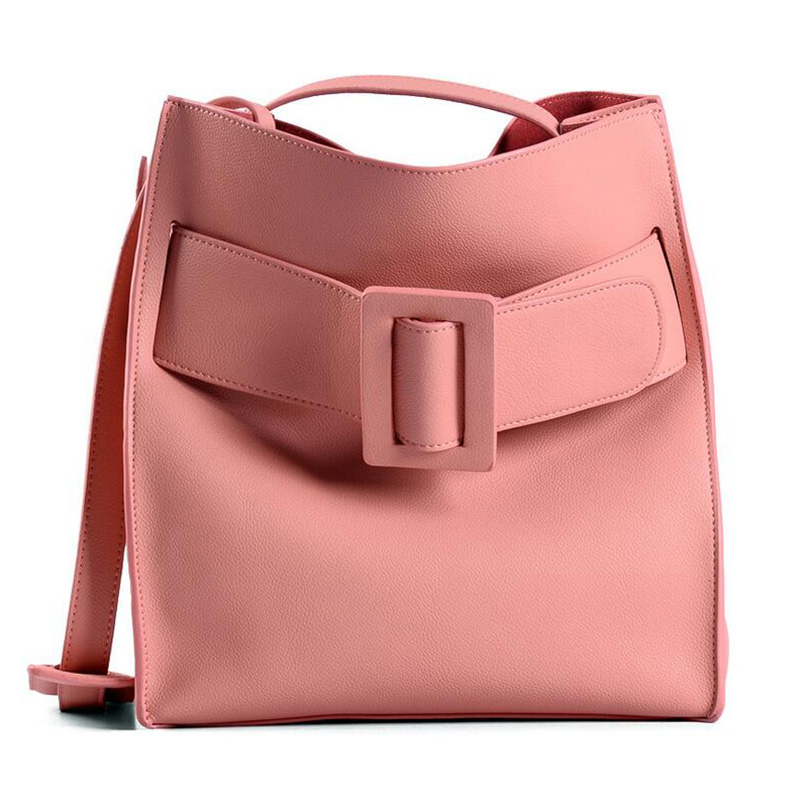 Popular Pink Leather Tote-Buy Cheap Pink Leather Tote lots from ...