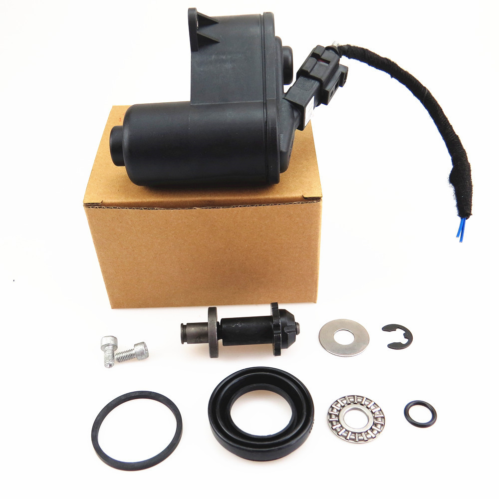 FHAWKEYEQ 12 Pin Rear Brake Motor Servo Caliper Cable Pigtail Screw Bearing Set For Q3 RSQ3 VW Tiguan Passat B6 B7 Seat Alhambra