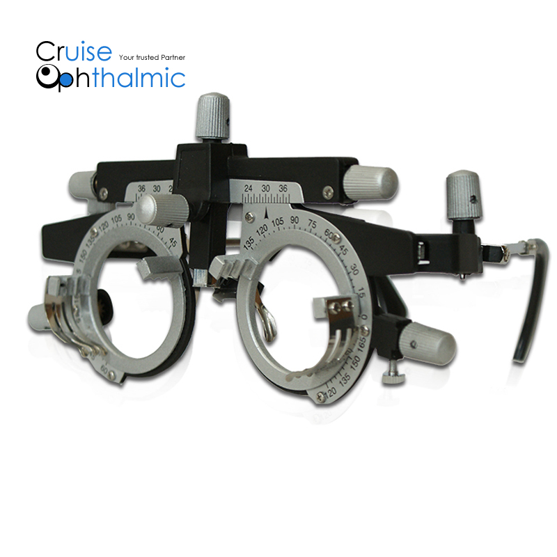 Optometric Universal Trial frame TF4880A PD adjustable Trial Lens Frame Refractive Segments optometry optical trial frame  цены