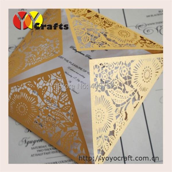 2015 Free Shipping Hot Elegant Wedding Decoration Laser Cutting Indian Wholesale Wedding Invitation Card Design