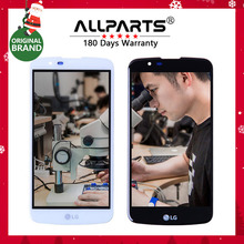 "Original 5,3 ""LCD LG K10 Display mit Rahmen Digitizer Assembly Display LG K10 LCD K10 LTE K430 K430DS K420N 420N"