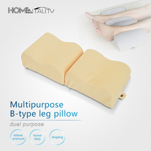 Multipurpose Knee Leg Pillow Memory Foam Pregnant Maternity Pillow Almohada Travel Leg Cushion Bed Travesseiro Sleeping