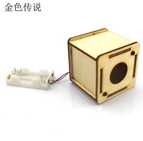 JMT простой Пылесосы для автомобиля Kit науки образование ручной материалы Технология небольшое производство сборки модель DIY игрушка f19152