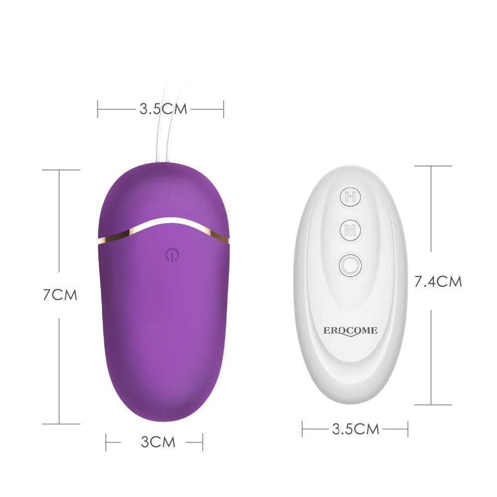Vaginal Balls Vibrator Wireless Powerful Remote Control Silicone Vibrating Love Egg G- Spot Sex Toys for Woman Sex Shop