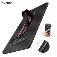 Newest Xundd Case For Samsung Galaxy Note 8 With Hidden Ring Holder Ultra Thin Soft Silicone