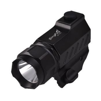 SingFire SF-P01 CREE XP-G R5 2 Chế Độ 350LM Chiến Thuật Súng Ngắn Đèn Pin LED (1xCR123A pin) Đen