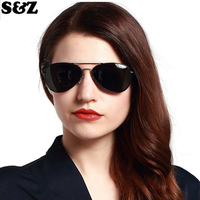 Luxury Brand Designer Aluminum Alloy Frame Polarized Sunglasses Women Outdoor Retro Oversize Sun Glasses Elegant Ladies