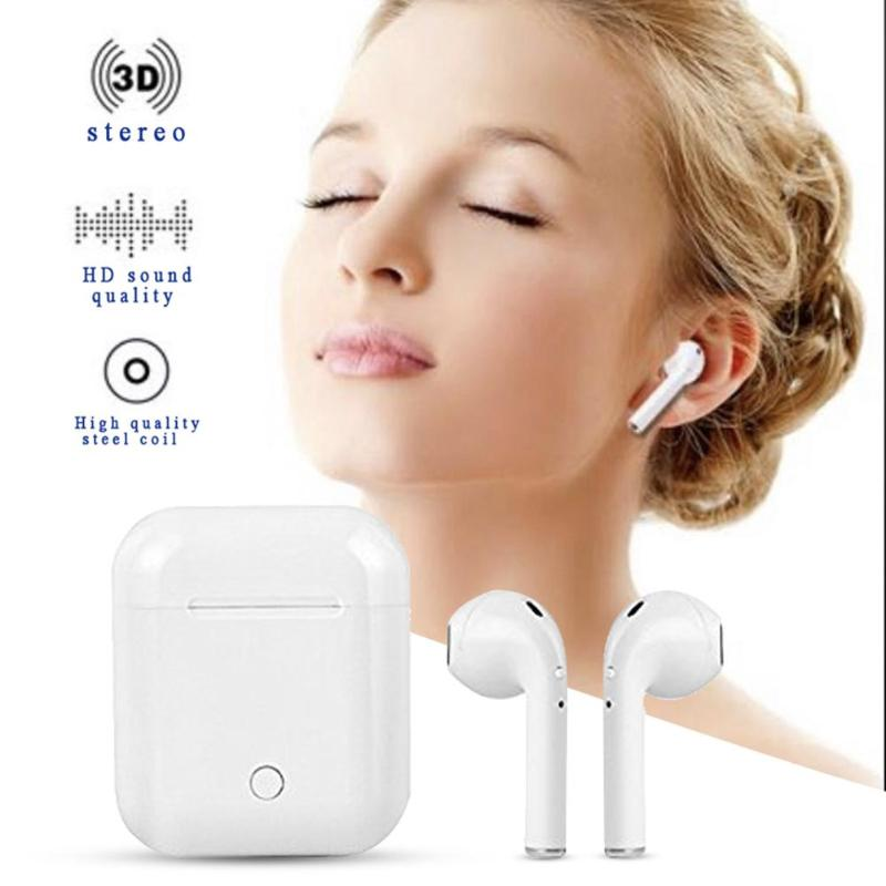 <font><b>i16</b></font> <font><b>Max</b></font> <font><b>TWS</b></font> Wireless Bluetooth 5.0 Earphones Pop-up Windows Touch Headsets image