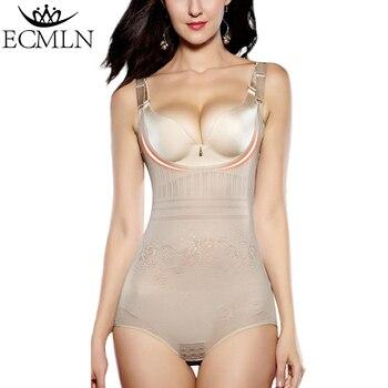 Women's Slimming Underwear Bodysuit Body Shaper Waist Shaper Shapewear Postpartum Recovery Slimming Shaper 1