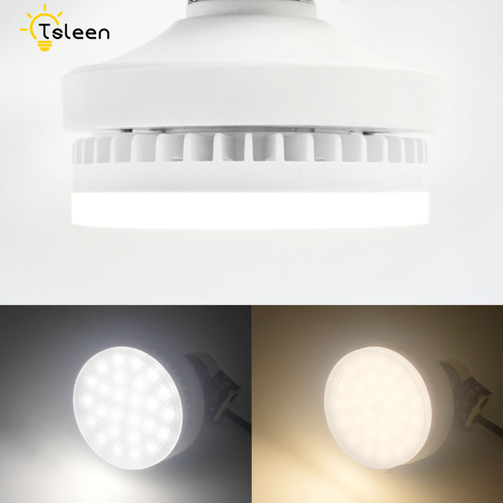 TSLEEN Ultra Bright GX53 Light Bulb 5W 7W 9W 12W 15W 18W LED Downlight Led Lamp GX53 LED AC 220V 230V 240V Cool Warm White Light in LED Bulbs Tubes from Lights Lighting