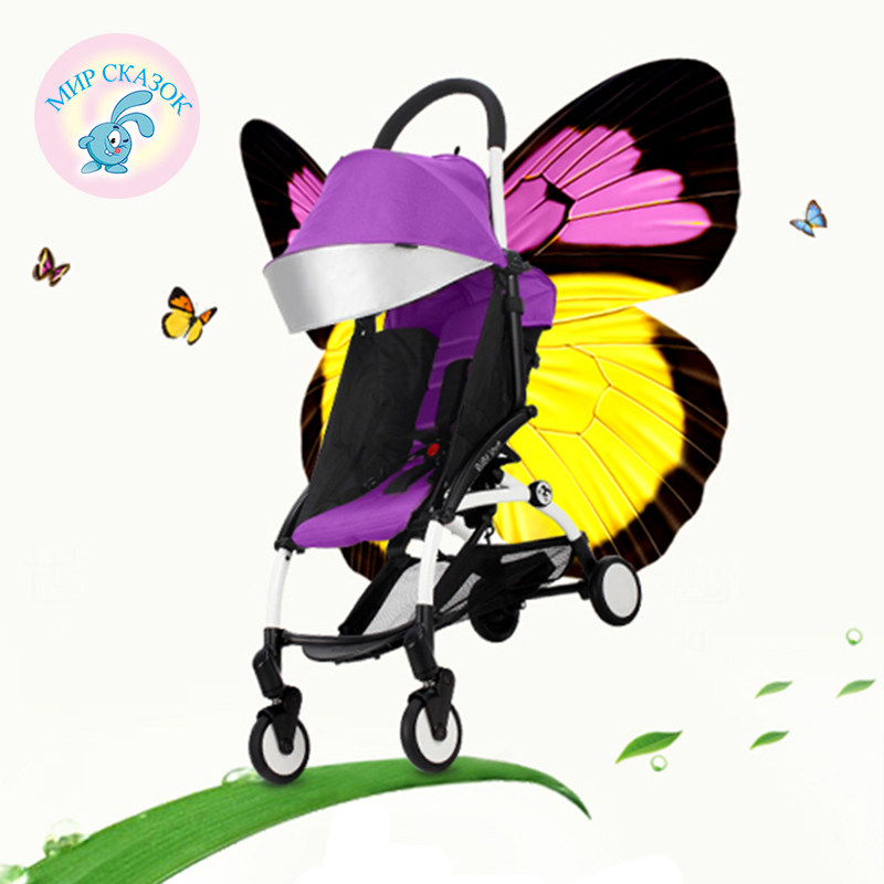 Russian free shipping baby stroller umbrella car stroller Children stroller baby stroller car summer Ultraportability free shipping new children twist car with music baby walker a push rod stroller scooter