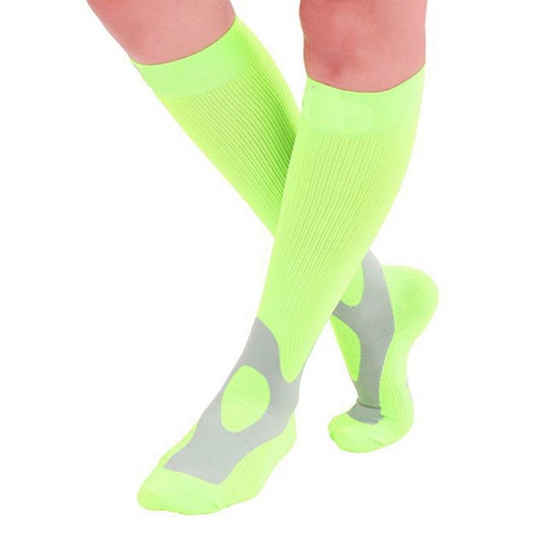 2019 Outdoor Sports Compression Pressure Socks Knee Stockings 30-40 Mmhg Leg Socks Relief Pain Support Socks Relief Compression