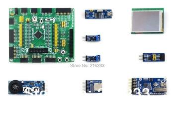 STM32F405 STM32 ARM Cortex-M4 Development Board STM32F405RGT6 + 8 Accessory  Modules Kits = Open405R-