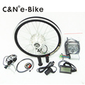 NEW lcd dispaly electric hub motor kit / ebike conversion kit 250w