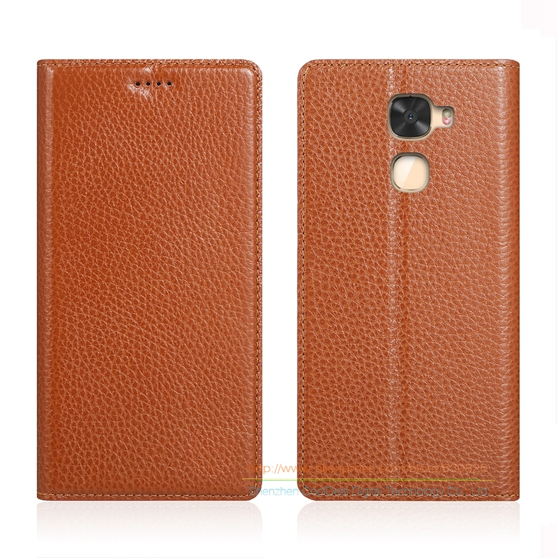 Invisible Magnet Genuine Leather Case For Letv <font><b>LeEco</b></font> Le <font><b>Cool</b></font> <font><b>Changer</b></font> <font><b>S1</b></font> 5.5&#8243; Luxury Phone Flip Stand Cowhide Leather Cover