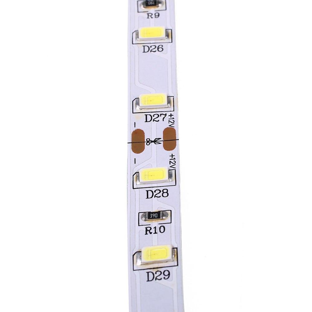 25 CM 3528SMD 12 V 3 W 15 pcs Kralen Licht Strip String Lamp Beam Voor Computer Case Cortina De led Lampada Led