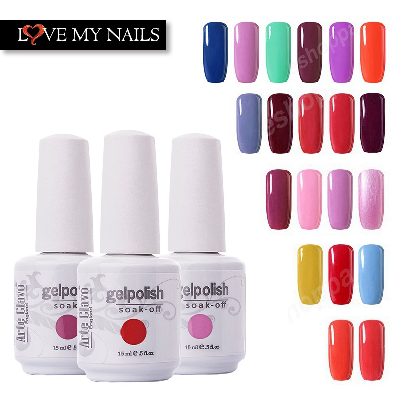 15ml Beautiful Arte Clavo Gelpolish UV Top Coat Nail