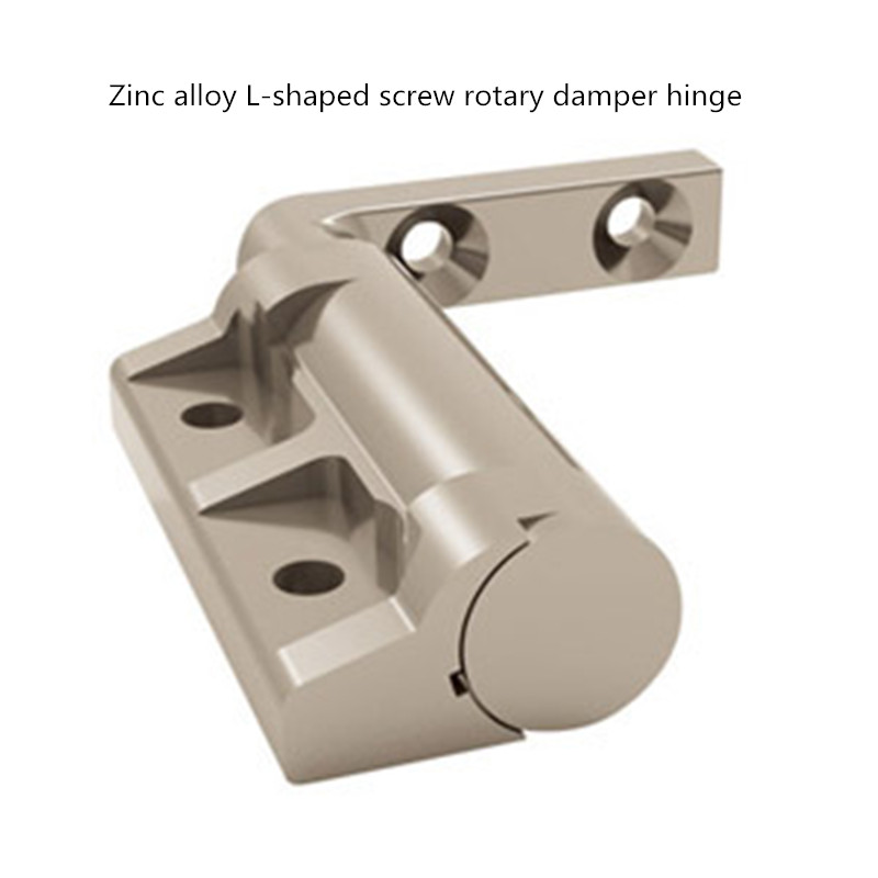 Zinc alloy L screw rotating damping hinge stop any stop moving hinges at will Bearing sturdy kimxin high end wooden box hinge zinc alloy plating products jewelry box hinges equipped with screw exempt postage w 130