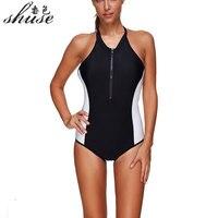 Sport Monokini Swimsuits Backless Women Swimsuit Professional Swimwear Sports Pool Training Body Suit One Piece Swimsuit Female