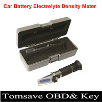 Free Shipping Three In One Car Battery Electric Density Meter Clectric Gravidness Suction Car Battery Hydrometer
