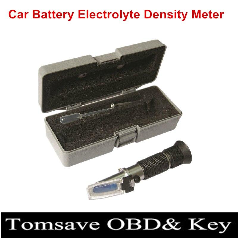 Prix pour Livraison gratuite Trois-en-un Voiture Batterie Densimètre Électrique Clectric Gravidness Aspiration De Voiture Batterie Densimètre Testeur
