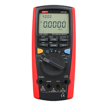 Best Buy UT71D True RMS Digital Multimeter Ammeter C/F Temperature Tester with USB Interface Universal Meter LCD Count 39999 Meter UNI-T