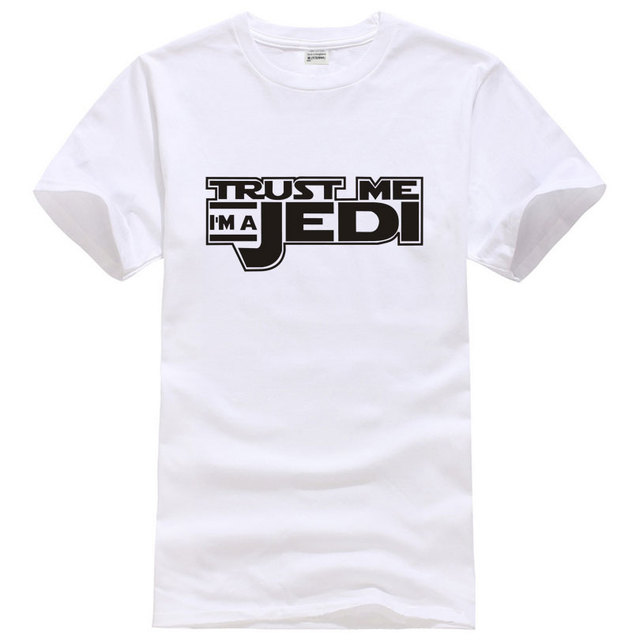 Trust Me I'm A Jedi T-Shirt for Men