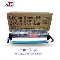 GPR 8 NPG 20 C EXV5 Drum Unit Toner cartridge for Canon IR 155 165 200 1600 2000 compatible IR155 IR165 IR200 IR1600 IR2000