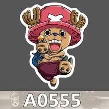 Bevle A0555 One Piece Tony Joba Wasserdichte Kühle DIY Aufkleber Laptop Gepäck Skateboard Kühlschrank Auto Graffiti Cartoon Aufkleber