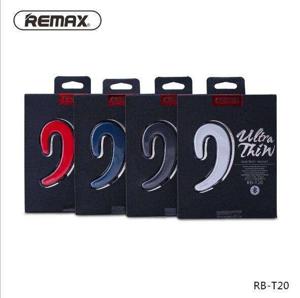 REMAX T20 mini bežični Bluetooth 4.1 slušalica s mikrofonom - Prijenosni audio i video - Foto 5
