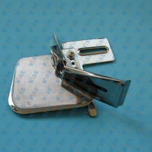 Industrial Sewing Machine Double Fold Binder Binding Attachment Folder KP 168 Tape size 1 1 8