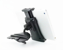 Car CD Player Slot Mount Cradle GPS Tablet Phone Holders Stands For BlackBerry Leap,Google Pixel XL,Sharp MS1 Z2,Asus PadFone S