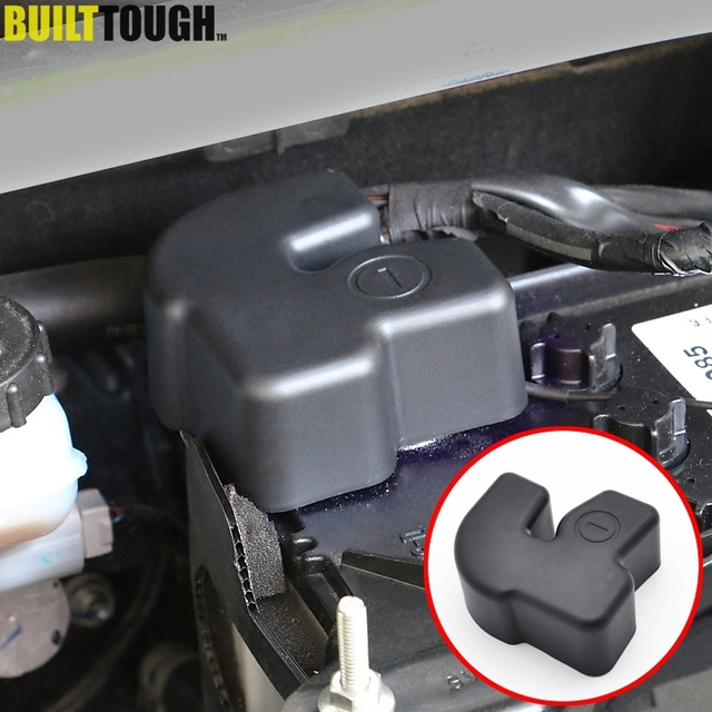 Battery Batteries Negative Pole Clamp Terminal Protection Cover Frame Tray Cap For Mazda 2 3 6 Cx 5 4 Cx5 2017 2018