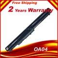 Ноутбук батарея Для HP 240 G2 CQ14 CQ15 Батареи OA04 HSTNN-LB5S 740715-001 15-h000 15-S000 черный 2600 МАЧ 14.4 В