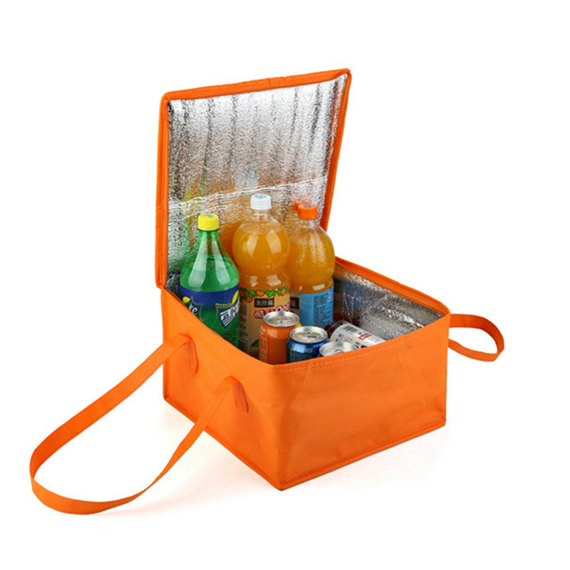 Women font b Lunch b font font b Bag b font Cooler Waterproof Collapsible Insulated Portable