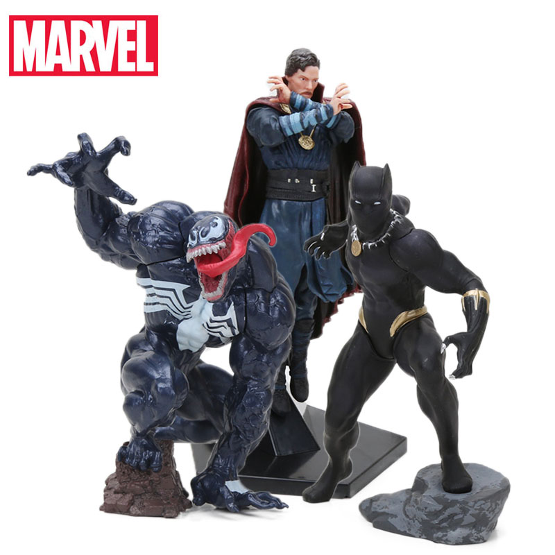 Hasbro 13-22cm Marvel Toys PVC Action Figure Model