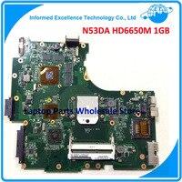 חדש! האם N53D N53DA עבור מחשב נייד מחשב נייד Asus HD6650M 1 GB נבדק באופן מלא משלוח חינם