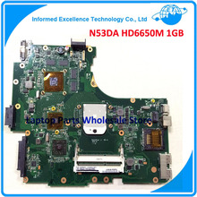 NEW! Motherboard N53DA For Asus Laptop Notebook N53D HD6650M 1GB Fully Tested&Free Shipping