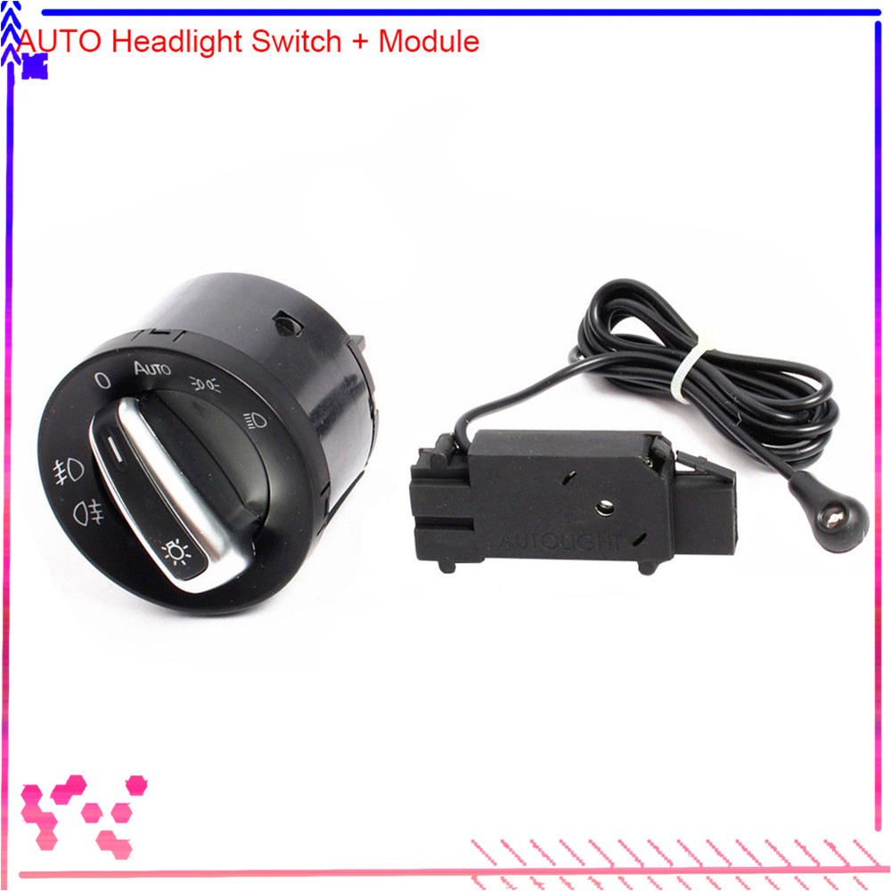 mk5 gti headlight switch