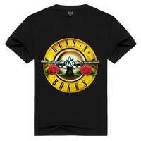 Männer/Frauen Guns N 'ROSES t-shirt Mode guns n roses T-shirts Sommer Tops Tees T-shirt Männer lose t-shirts plus Größe