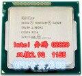 Бесплатная доставка для Intel Pentium G2020 1155 pin dual-core 2.9 Г ПРОЦЕССОР Для Настольных ПК