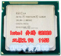 Free shipping for Intel Pentium G2020 1155 pin dual-core 2.9G CPU Desktop PC