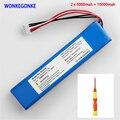 1 шт. WONKEGONKE 10000 мАч 37 0wh батарея для JBL XTREME Xtreme GSP0931134 номер отслеживания батареи с инструментами
