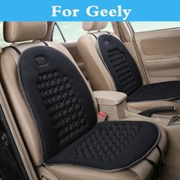 New Car styling seat cushion 12V Comfortable Front Seat Pad For Geely FC (Vision) GC6 9 Haoqing LC (Panda) Cross MK MR Otaka SC7