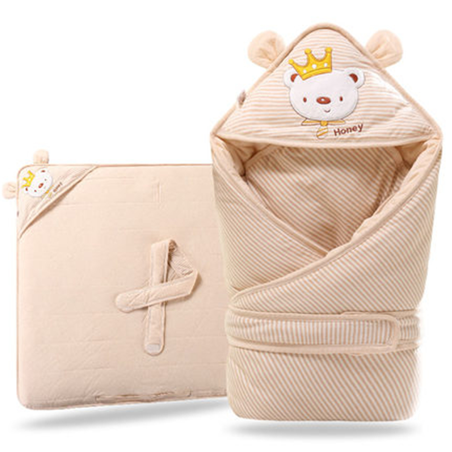 Baby Swaddling Blanket Newborn Super Infant Wrap Envelope For Newborns Cute Spring Summer Blankets Newborn Super Soft 70X0089 comfortable baby oversized sleeping bags swaddling cotton cocoon wrap as envelope for newborn blanket